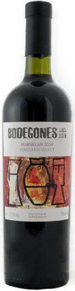 Bodegones Marselan 2016
