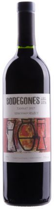 Bodegones Vineyard Select Tannat 2017
