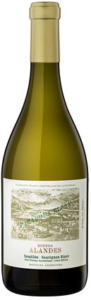 Alandes Paradoux Semillon - Sauvignon Blanc