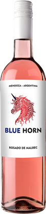 Blue Horn Malbec Rosado